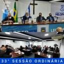 33ª  SESSÃO ORDINÁRIA (14/06/2021)